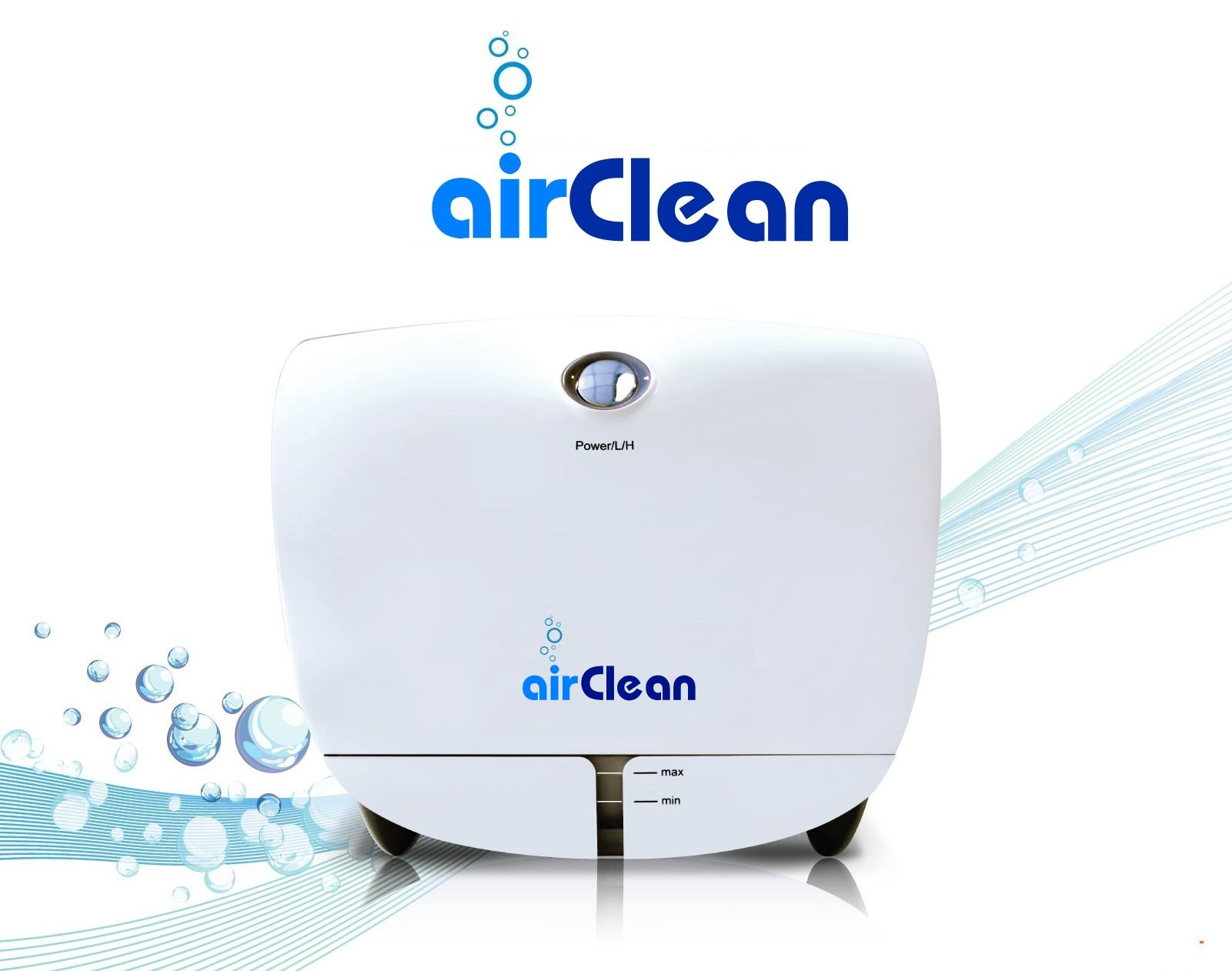 "MC0335 ""Air Clean"" - AIR PURIFIER"