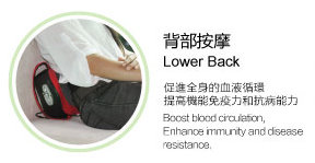 MC0349  Relax-Pro ~ Powerful Kneading massager