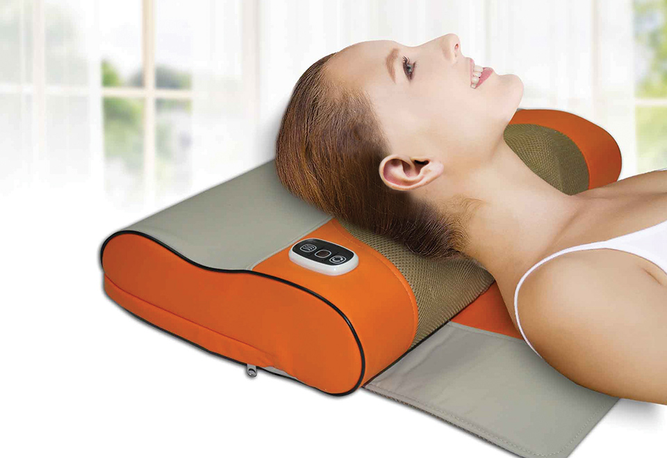 MC0352 Relax-Lax – Kneading Massage Pillow