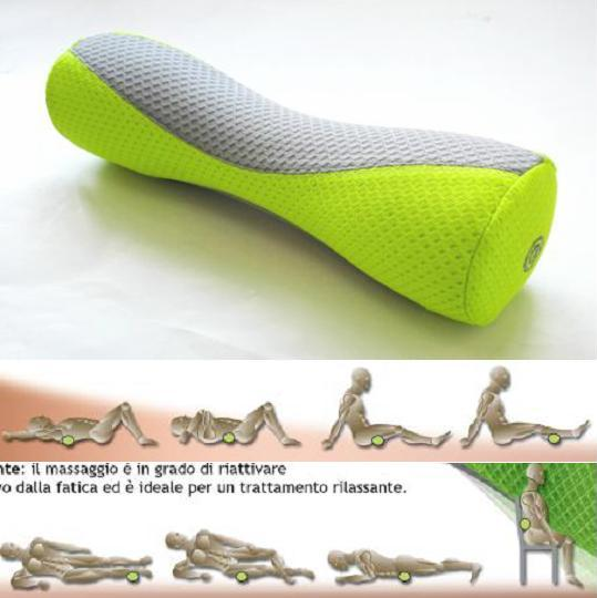 L00981 - YOGA MASSAGE ROLLER