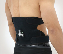 MC0440 Tri Gear  Rechargeable Massage Belt